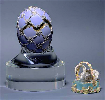 1906 Swan Egg (Courtesy Sandoz Foundation Collection)