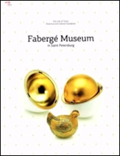 English Publications by the Fabergé Museum, St. Petersburg, Russia