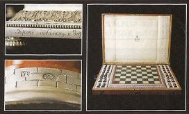 Art of Chess Venue (Art & Antiques, March 2005)