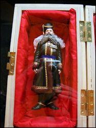 Kamer Kazak Kudinov, Maria Feodorovna's Body Guard