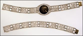 Nobel Necklace/bracelet Combination (Formerly in the Forbes Magazine Collection)