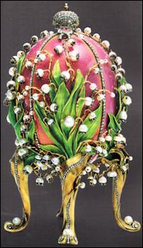 (Courtesy Fabergé Museum, St. Petersburg, Russia)