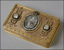 1894 Alexander III Imperial Presentation Box (Courtesy Musée National de la Marine)