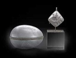 Nobel Ice Egg (Courtesy McFerrin Collection)