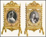 Louis XVI Fire-Screen Frame