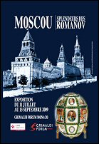Monaco Grimaldi Forum Moscow: Splendours of the Romanovs