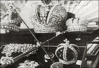 Russian Crown Jewels Newsreel (Courtesy British Pathe)