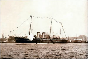 The Imperial Yacht Standart, The Imperial Yacht Polar Star (Courtesy yachtstandart.com)