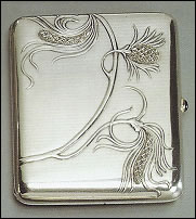 Cigarette Cases (Courtesy Sotheby's and C & M Photographers)