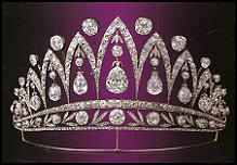 Empress Josephine Tiara (Courtesy Christie's)