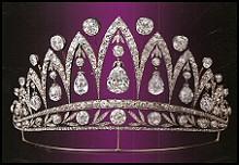Empress Josephine Tiara (Courtesy Christie's)