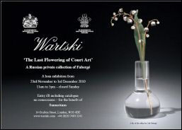 Wartski, London The Last Flowering of Court Art A Russian Private Collection of Fabergé