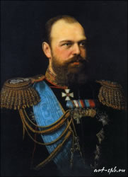 Alexander III Unknown Artist 1880
