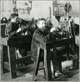 Fabergé Guilloché Workshop (A.N. Ivanov, Unknown Fabergé)