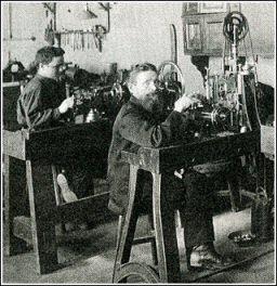 Fabergé Guilloché Workshop (A.N. Ivanov, Unknown Fabergé)