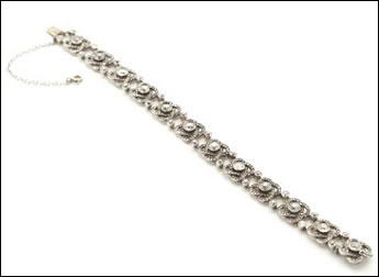 Nobel Bracelet (Courtesy Bonhams London)