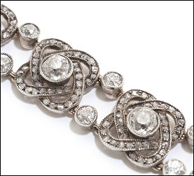 Nobel Bracelet (Courtesy Bonhams London)