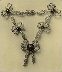 Fersman Plate LXX: Plastron (by Fabergé) No. 139 A