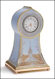 Admiralty Clock (Courtesy A La Vieille Russie)