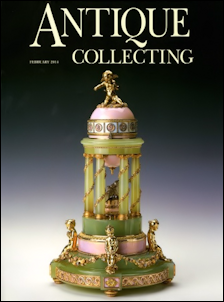 1910 Colonnade Egg (Courtesy Royal Collection)
