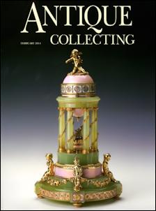 1910 Colonnade Egg (Courtesy Royal Collection)