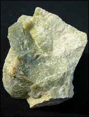 Bowenite from an Asbestos Mine, Warren County, New York (Wiki)