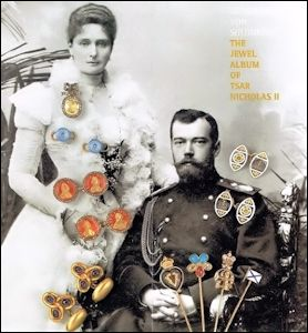 The Jewel Album of Tsar Nicholas II by Alexander von Solodkoff, 1997 (Courtesy Royal Russia News)