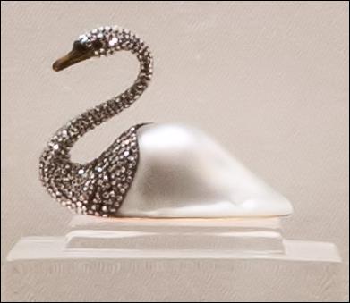 Elisabeth Balletta Swan (Courtesy A La Vieille Russie)