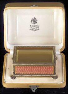 (3) Stamp Box from the Paris Collection (Christie's London, December 10, 2002)