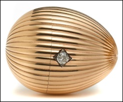 1887 Third Imperial Egg (Courtesy Wartski)