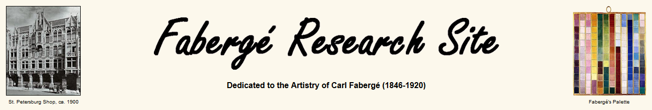 Fabergé Research Site