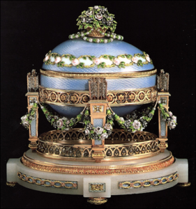 (Fabergé, Proler, and Skurlov, The Fabergé Imperial Easter Eggs, 1997, 175)
