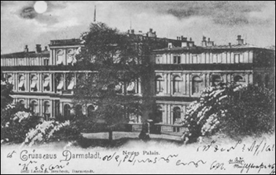 Neues Palais, Darmstadt, Germany