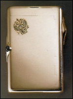 Lord Suffield cigarette case (Christie's New York, October 17, 1996, Lot 39)
