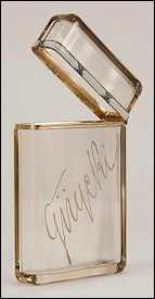 Quartz Cigarette Case (Courtesy McFerrin Collection)