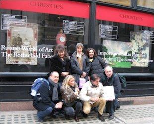 2007 London Fabergé Gathering (Photograph John Jenkins)