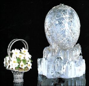 (Fabergé, Proler, and Skurlov, The Fabergé Imperial Easter Eggs, 1997, 210)