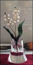 Maryhill Museum Flower Study (Photograph Kristin Mills)
