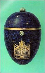 Fabergé Egg Mysteries