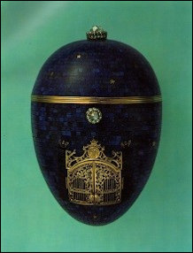 F. 1917 Twilight Egg/Night Egg (Christie's Geneva and Wikipedia)