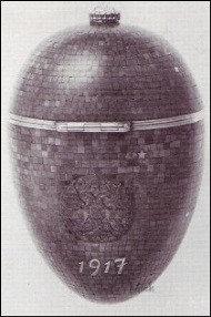 F. 1917 Twilight Egg/Night Egg (Christie's Geneva and Wikipedia)