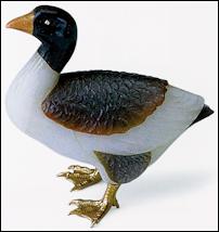 Faberge Goose