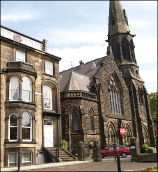 Cathcart House and West Park Church