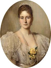 Empress Alexandra Feodorovna