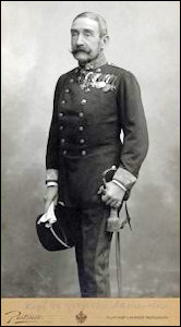 Chief of the Military Chancellery of the Austrian Kaiser Franz Joseph I