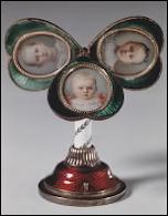 1896 Fabergé Miniature