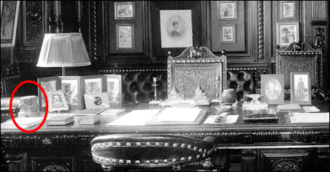 Study of Nicholas II, Lower Dacha