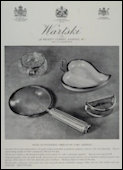 Wartski Advertisement from the Connoisseur Year Book, 1955: Ad page 19